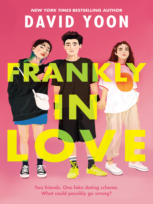 Title details for Frankly in Love by David Yoon - Wait list