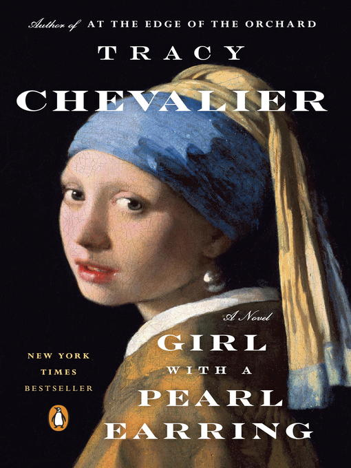 Title details for Girl With a Pearl Earring by Tracy Chevalier - Available