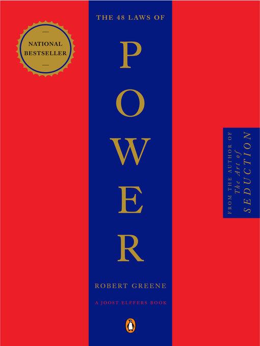 Title details for The 48 Laws of Power by Robert Greene - Wait list