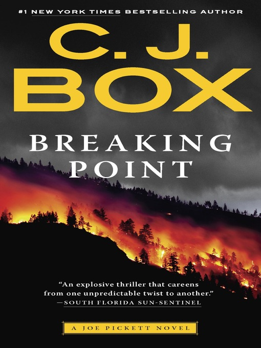 Title details for Breaking Point by C. J. Box - Wait list