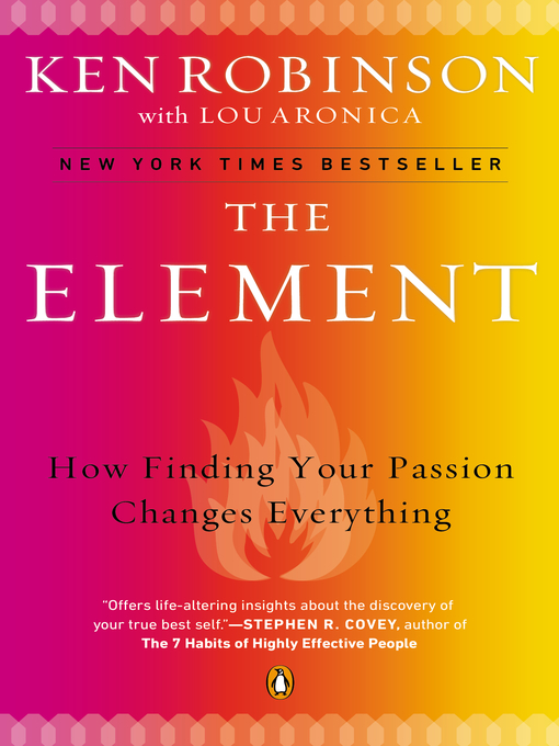 Cover image for The Element