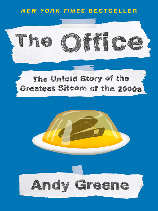 Title details for The Office by Andy Greene - Wait list
