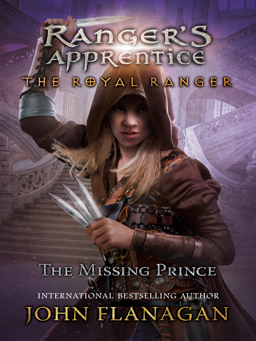 Title details for The Missing Prince by John F. Flanagan - Wait list