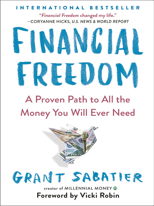 Title details for Financial Freedom by Grant Sabatier - Wait list