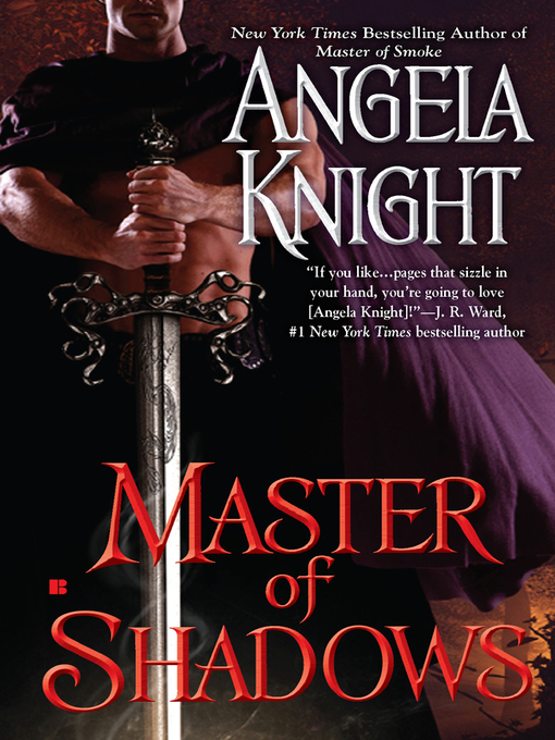 Title details for Master of Shadows by Angela Knight - Wait list