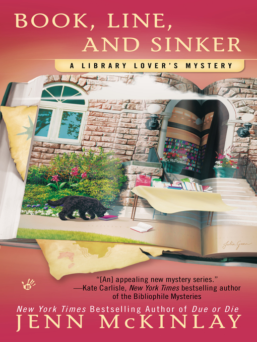 Title details for Book, Line, and Sinker by Jenn McKinlay - Wait list