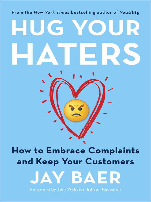 Title details for Hug Your Haters by Jay Baer - Available