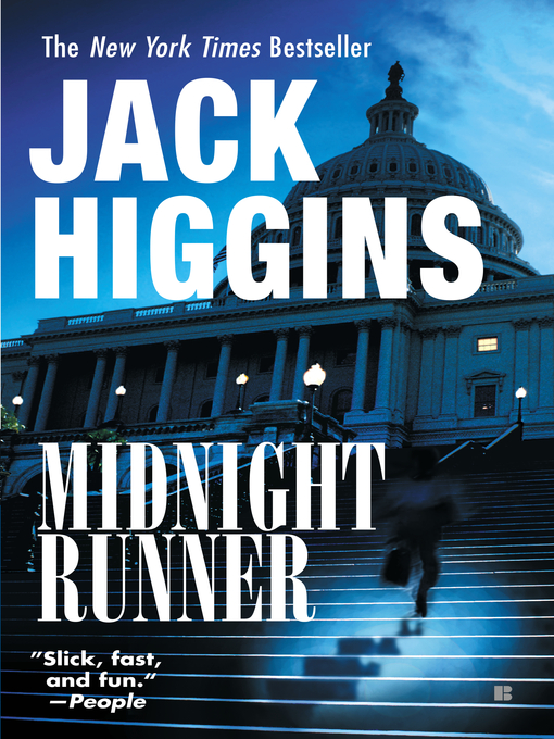 Title details for Midnight Runner by Jack Higgins - Available