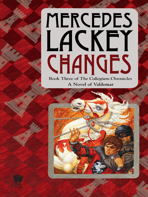 Title details for Changes by Mercedes Lackey - Wait list