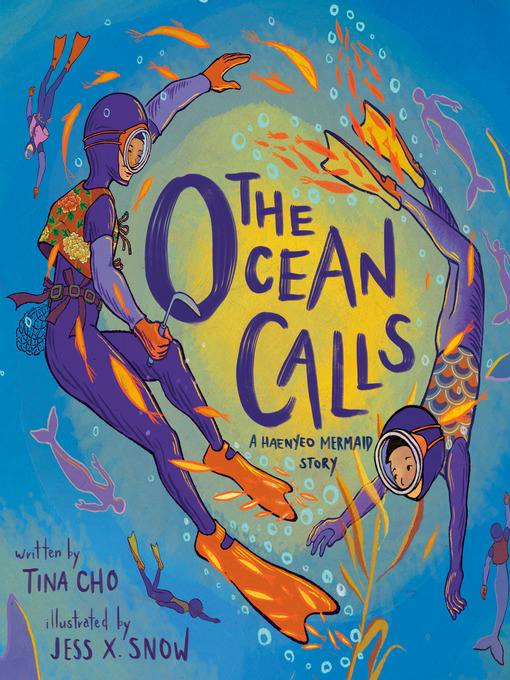 Title details for The Ocean Calls by Tina Cho - Available