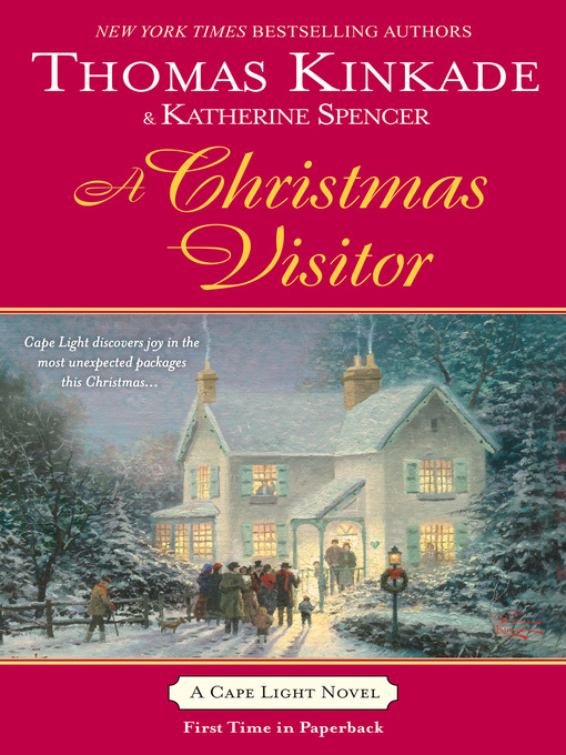 Title details for A Christmas Visitor by Thomas Kinkade - Wait list