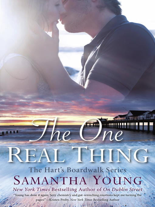 Title details for The One Real Thing by Samantha Young - Wait list