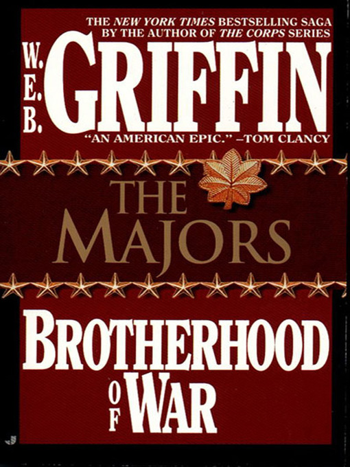 Title details for The Majors by W.E.B. Griffin - Available
