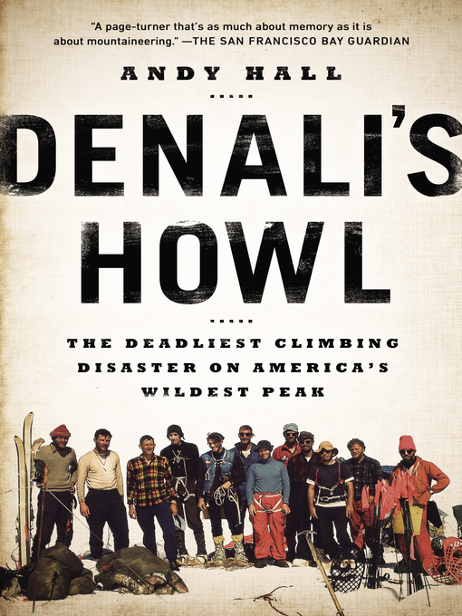 Title details for Denali's Howl by Andy Hall - Available