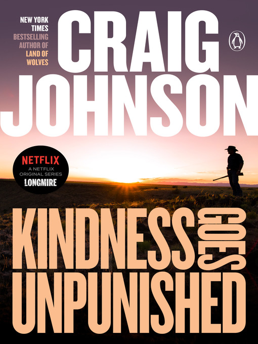 Title details for Kindness Goes Unpunished by Craig Johnson - Available