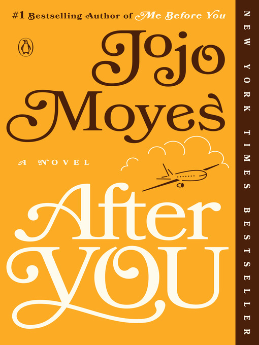 Cover of After You--A Novel