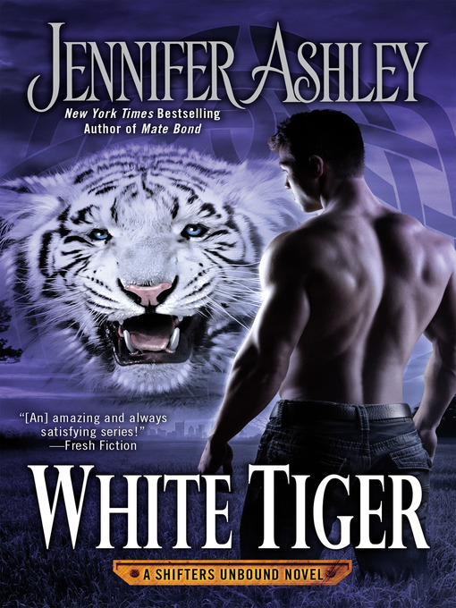 Title details for White Tiger by Jennifer Ashley - Available