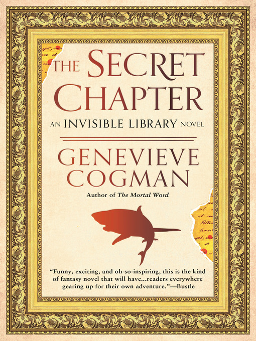 Title details for The Secret Chapter by Genevieve Cogman - Available