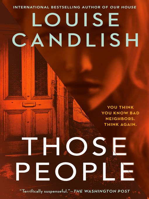 Title details for Those People by Louise Candlish - Available