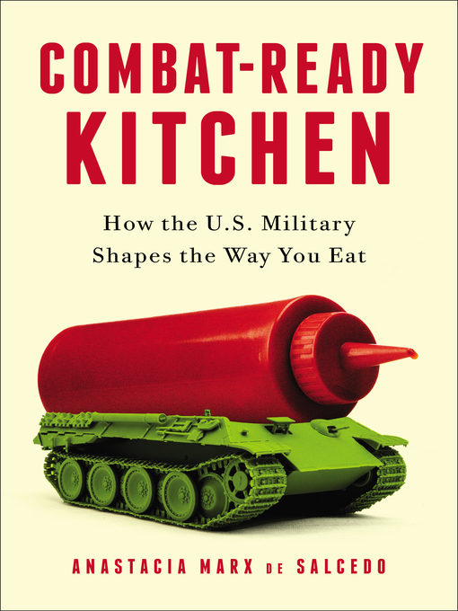 Cover of Combat-Ready Kitchen
