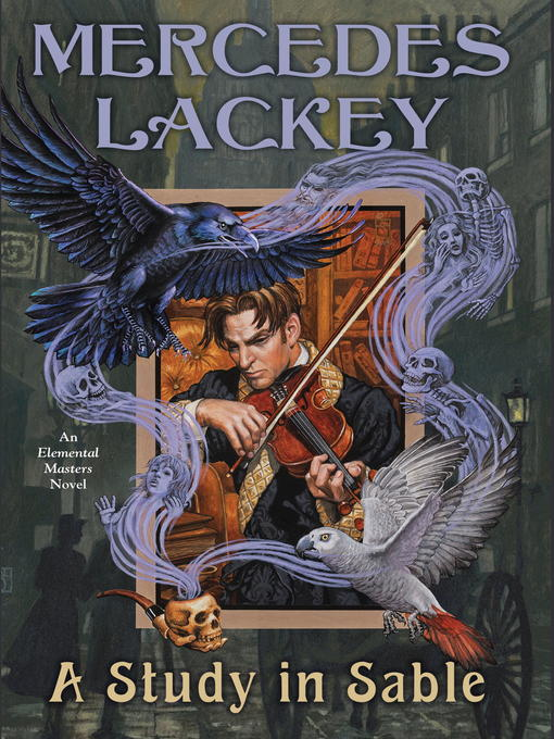 Title details for A Study in Sable by Mercedes Lackey - Available