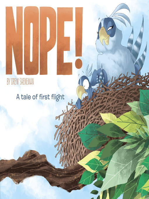 Title details for NOPE by Drew Sheneman - Available