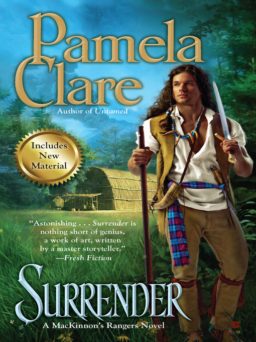 Title details for Surrender by Pamela Clare - Available