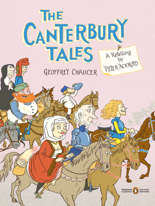Title details for The Canterbury Tales by Peter Ackroyd - Available
