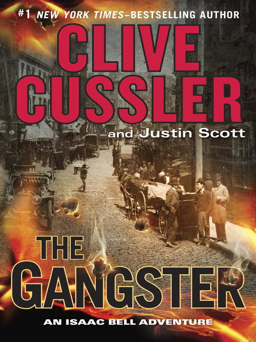 Title details for The Gangster by Clive Cussler - Wait list