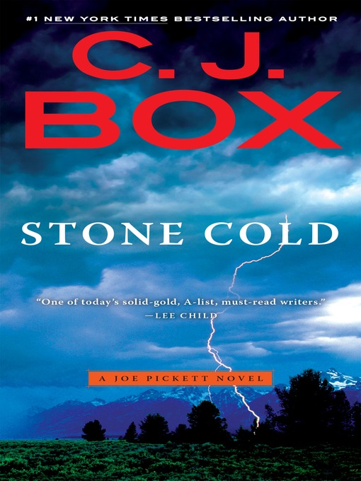Title details for Stone Cold by C. J. Box - Wait list