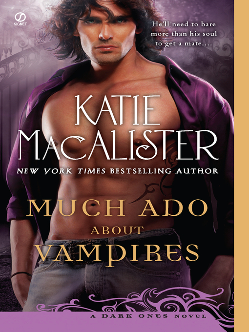 Title details for Much Ado About Vampires by Katie MacAlister - Available