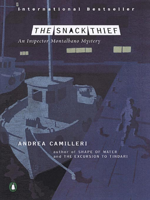 Cover of The Snack Thief