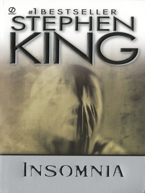 Title details for Insomnia by Stephen King - Available