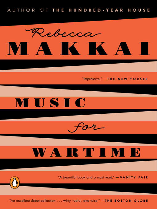 Cover of Music for Wartime