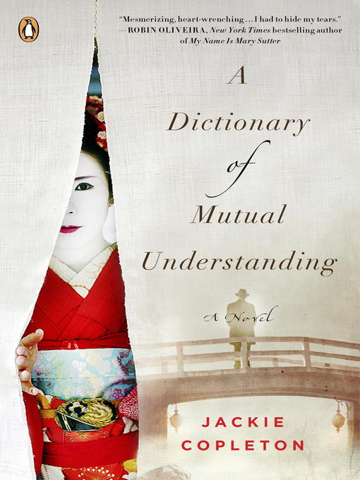Title details for A Dictionary of Mutual Understanding by Jackie Copleton - Available