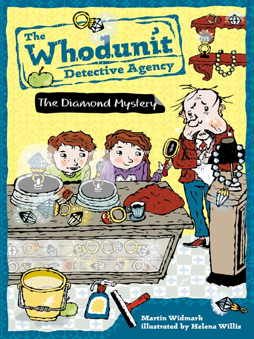 The Diamond Mystery The Whodunit Detective Agency Series, Book 1