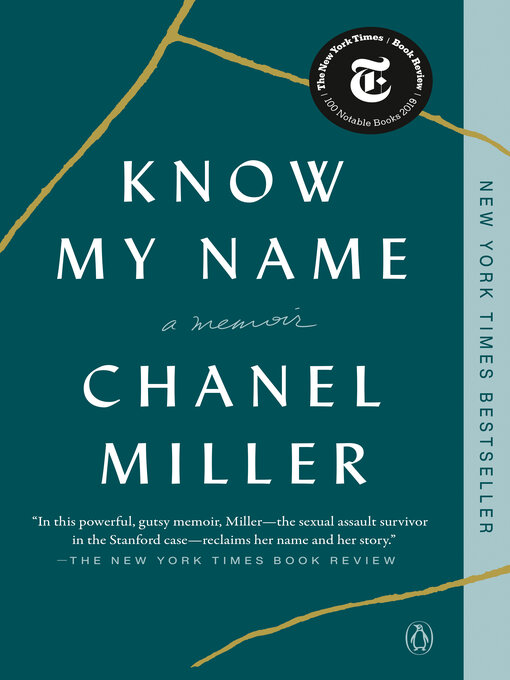 Title details for Know My Name by Chanel Miller - Available