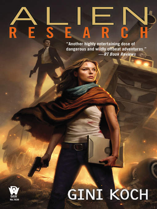 Title details for Alien Research by Gini Koch - Wait list