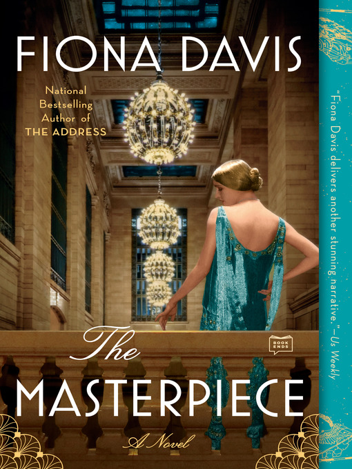 Title details for The Masterpiece by Fiona Davis - Wait list