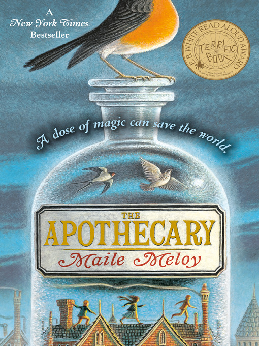Title details for The Apothecary by Maile Meloy - Wait list