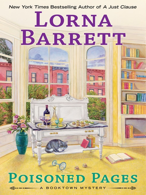 Title details for Poisoned Pages by Lorna Barrett - Available