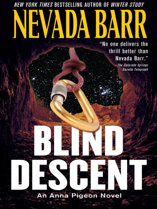 Title details for Blind Descent by Nevada Barr - Wait list