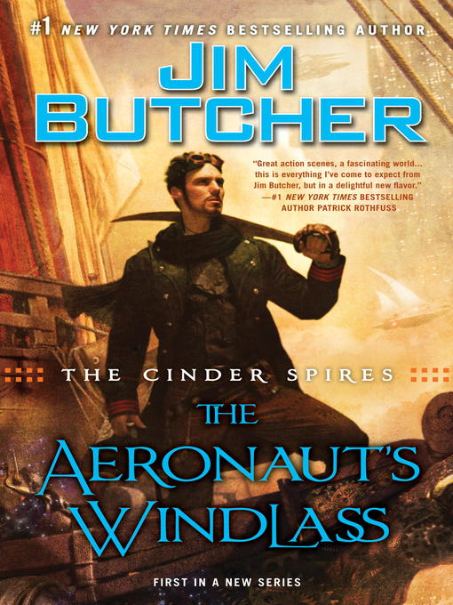 Title details for The Aeronaut's Windlass by Jim Butcher - Wait list