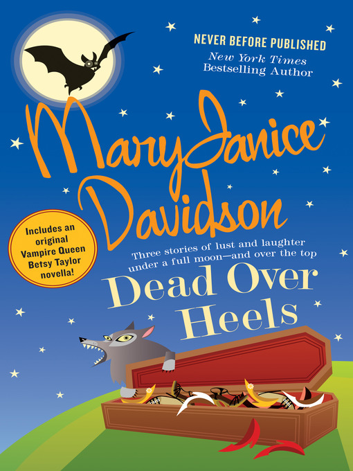 Title details for Dead Over Heels by MaryJanice Davidson - Wait list