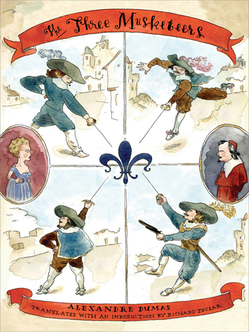 Title details for The Three Musketeers by Alexandre Dumas - Available