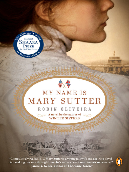 Title details for My Name is Mary Sutter by Robin Oliveira - Available