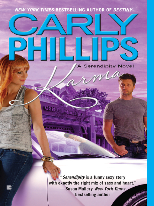Title details for Karma by Carly Phillips - Available