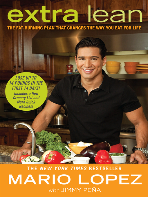 Title details for Extra Lean by Mario Lopez - Wait list
