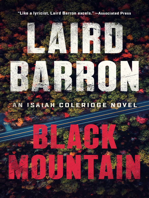 Title details for Black Mountain by Laird Barron - Available