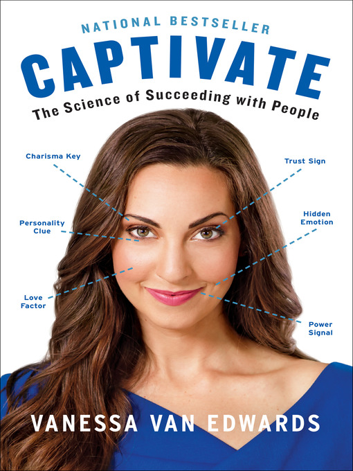 Title details for Captivate by Vanessa Van Edwards - Available